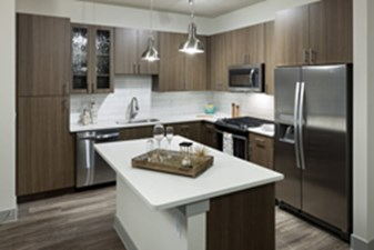 Kitchen at Listing #276241
