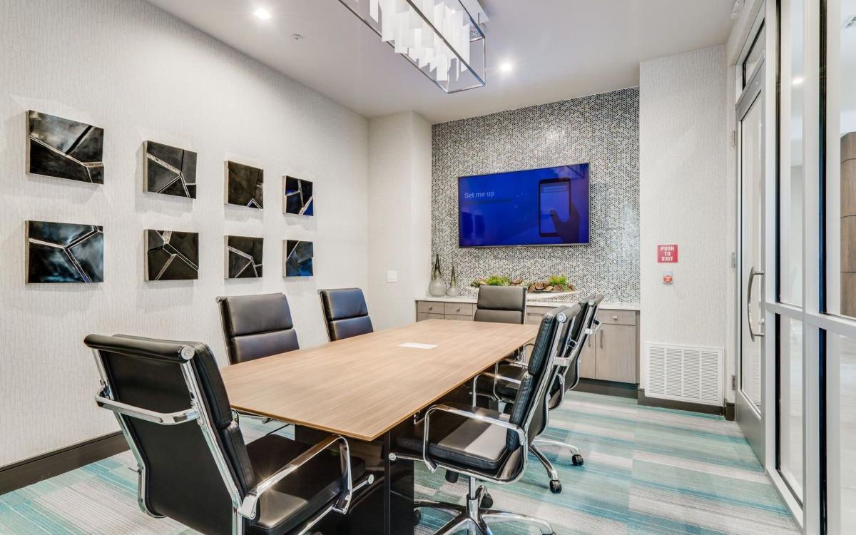 Conference Room at Listing #293034