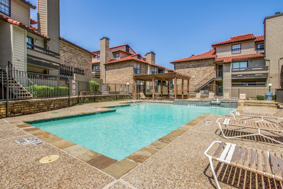 Pool at Listing #137043