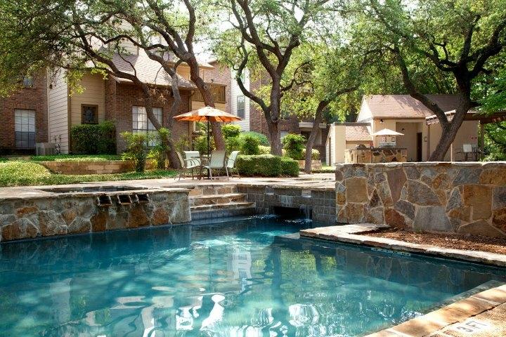 Pool at Listing #143458