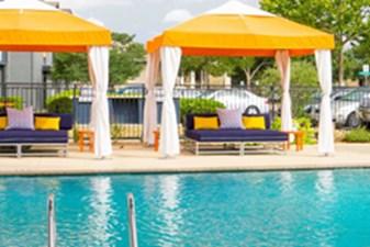 Pool at Listing #135624