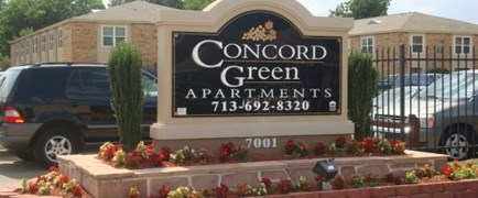 Concord Green Apartments Houston TX