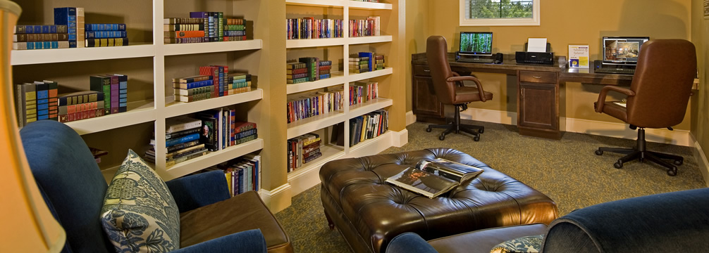 Library at Listing #146192