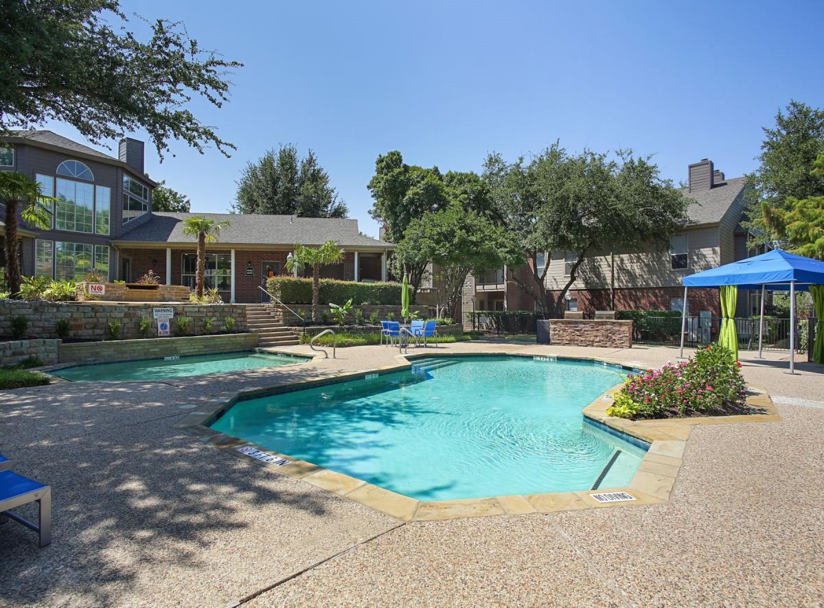 Collin Creek Apartments Plano TX