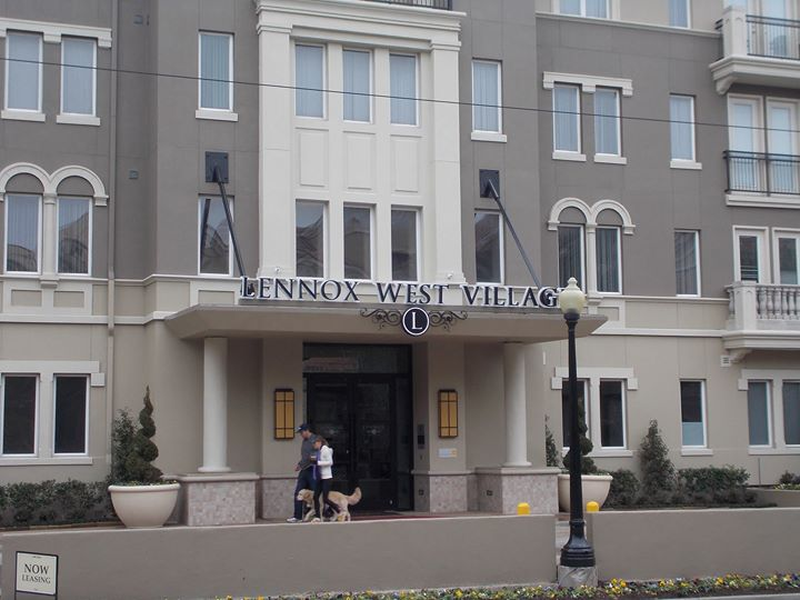Lennox at West Village Apartments Dallas, TX