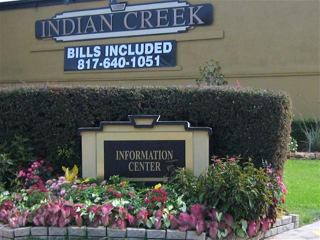 Indian Creek ApartmentsArlingtonTX