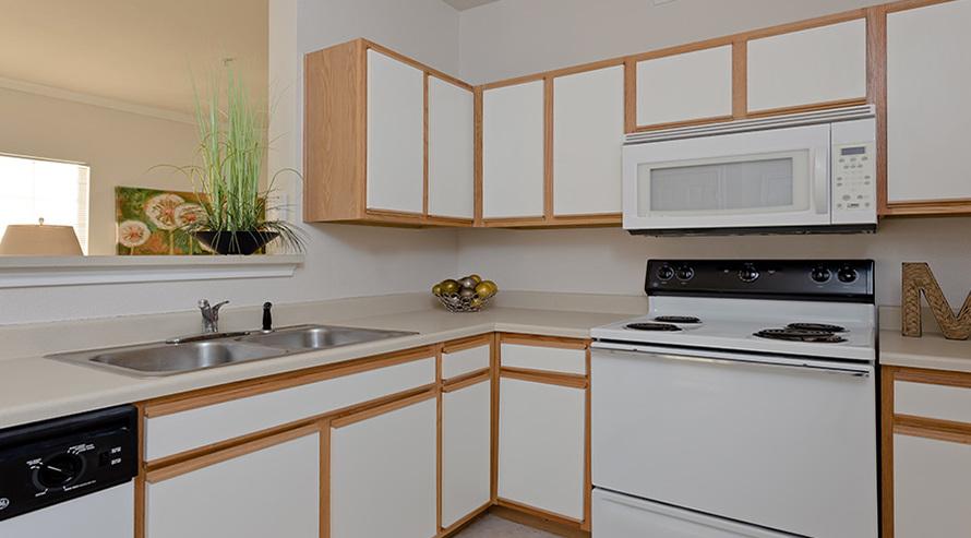 Kitchen at Listing #141446