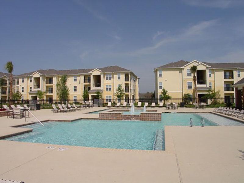 Pool at Listing #144693