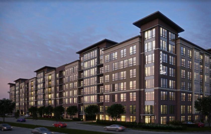 Alexan CityCentre Apartments Houston TX