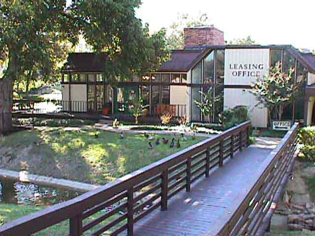 North Park Terrace Apartments Dallas TX