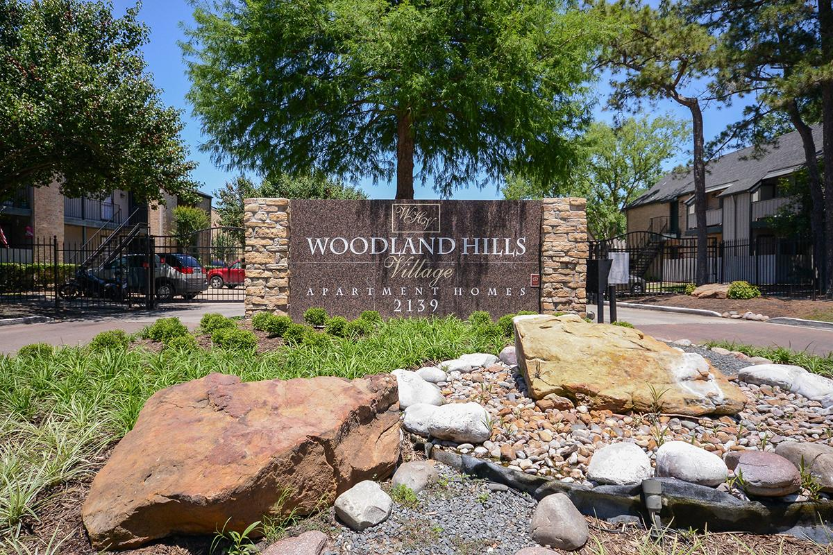 Woodland Hills Village Apartments Kingwood TX