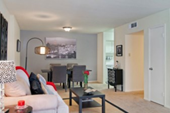 Living/Dining at Listing #138713