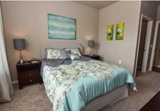 Bedroom at Listing #286617