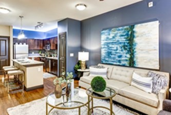 Living/Kitchen at Listing #151491