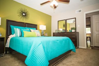 Bedroom at Listing #140883