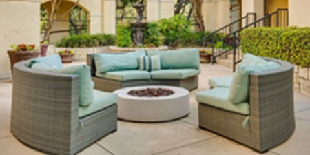 Fire Pit at Listing #141430
