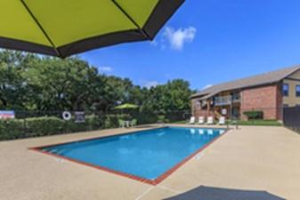 Pool at Listing #140357