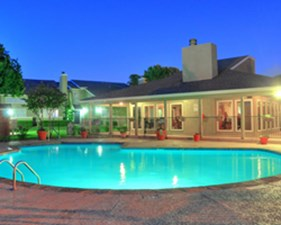 Pool at Listing #137227