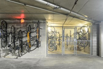 Bike Storage at Listing #145132