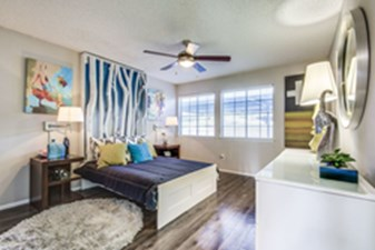 Bedroom at Listing #141181