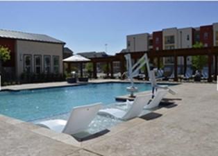 Pool at Listing #261267