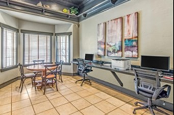 Business Center at Listing #141425