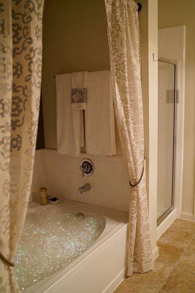 Bathroom at Listing #146196