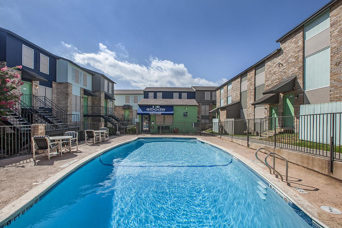 Abode Apartments San Antonio TX