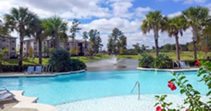 Pool at Listing #147775