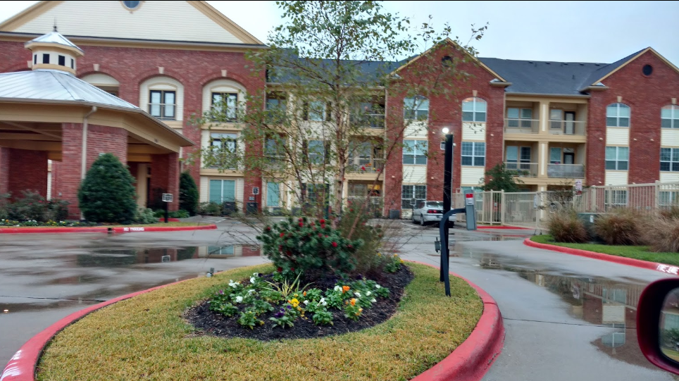 Spring Trace Apartments , TX