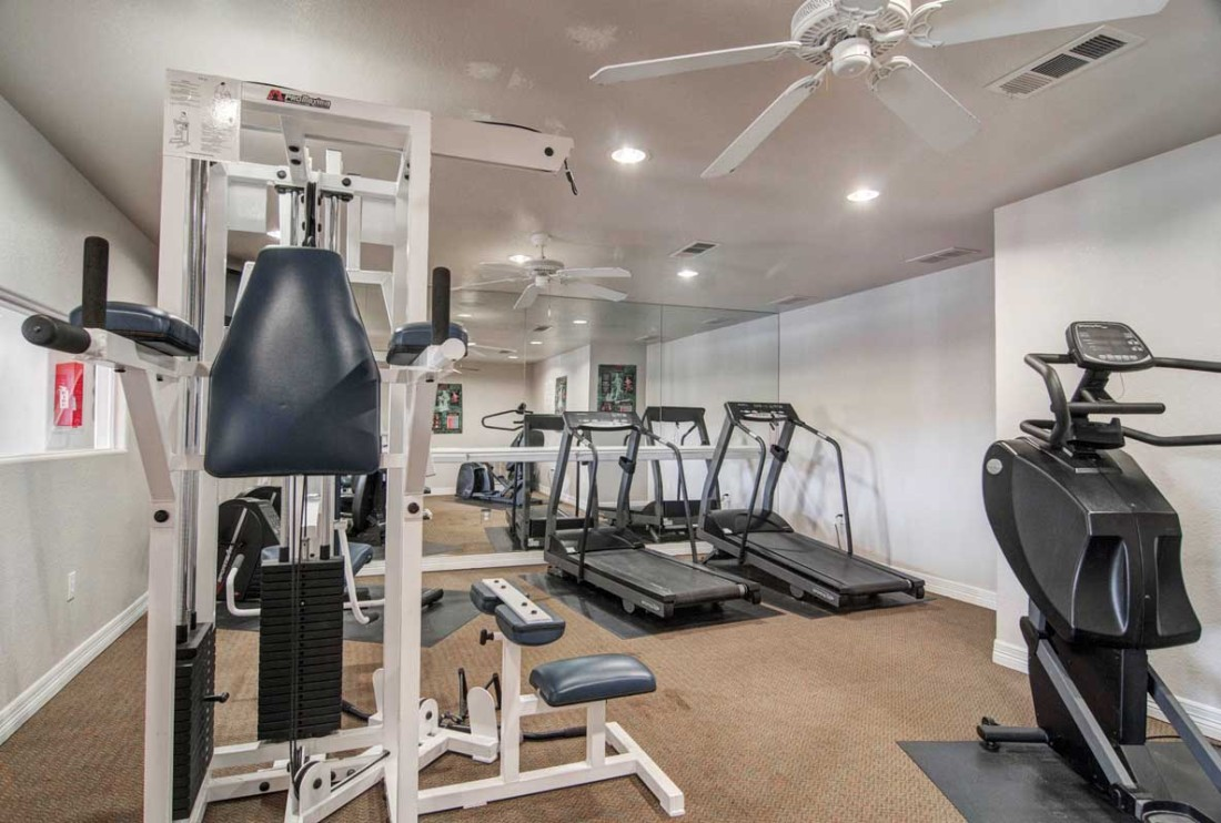 Fitness at Listing #138124