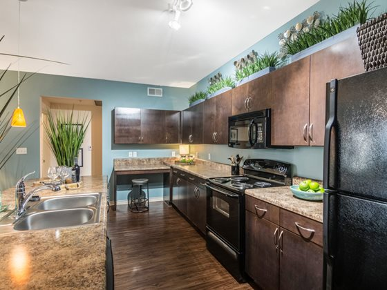Kitchen at Listing #147449