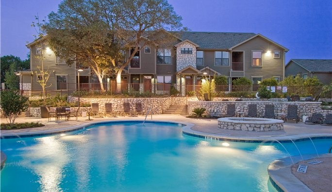 Griffith Southpark Apartments Austin TX