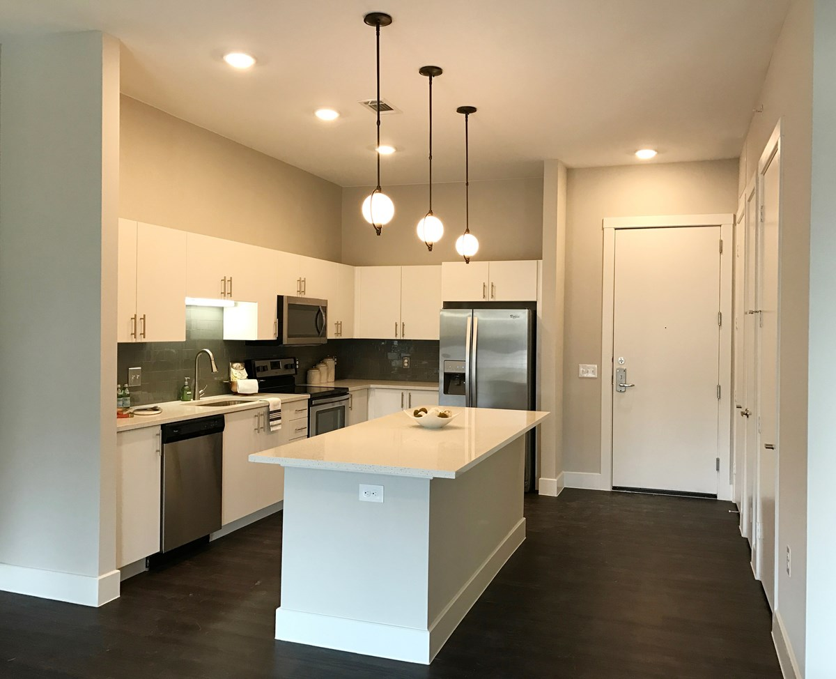 Kitchen at Listing #265605