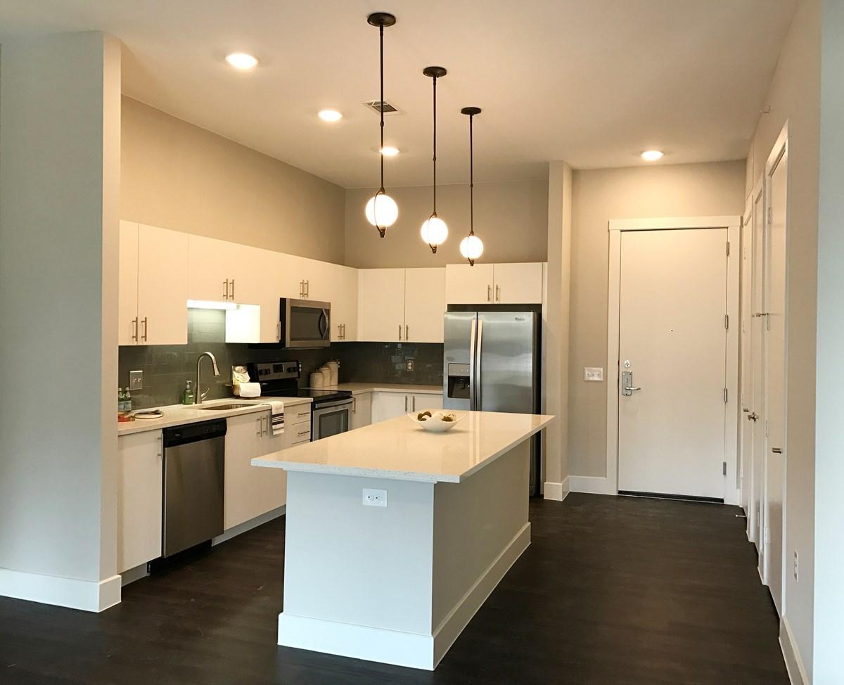 Kitchen at Listing #265605