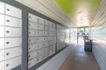 Mail Station at Listing #136813