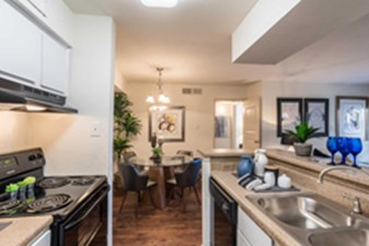 Dining/Kitchen at Listing #139833