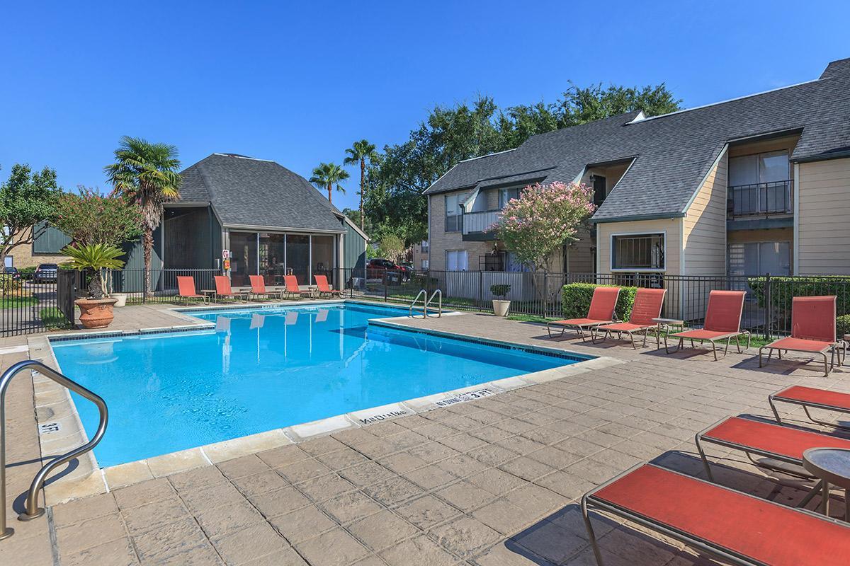 Pool at Listing #138652