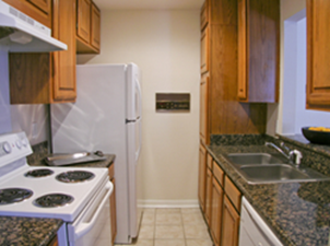 Kitchen at Listing #244218