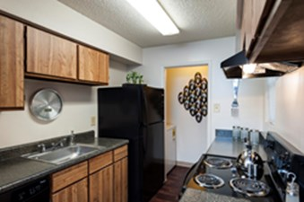 Kitchen at Listing #140991
