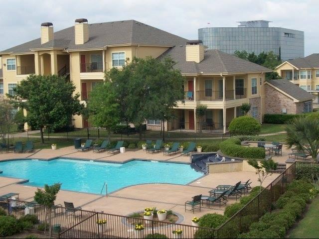 Pool at Listing #138775