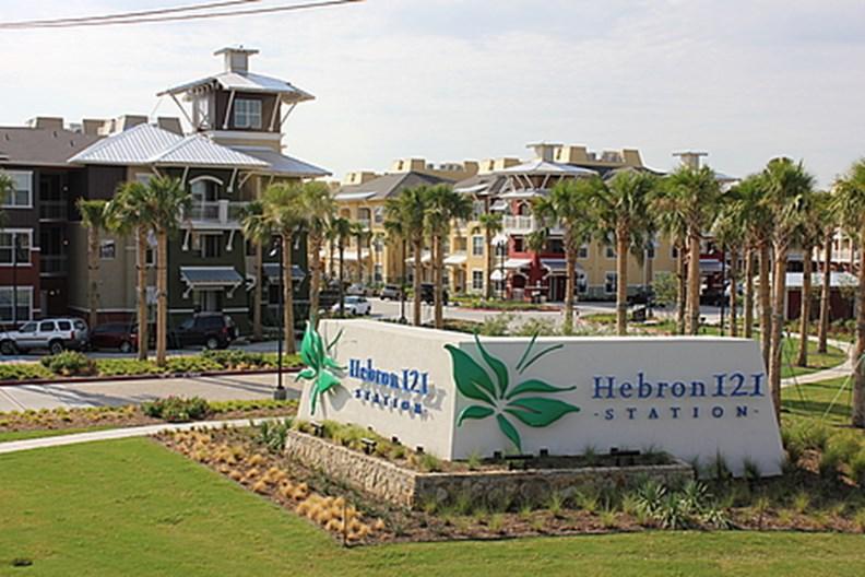 Hebron 121 Station II Apartments