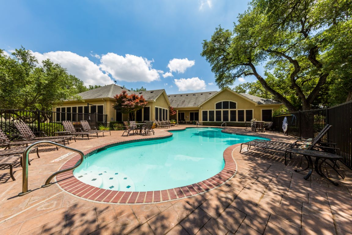 Pool at Listing #146194