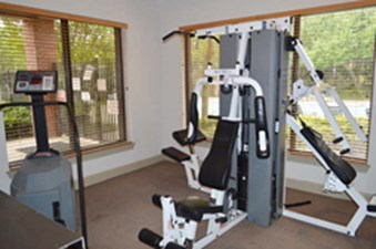 Fitness Center at Listing #137700