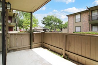 Patio at Listing #138287