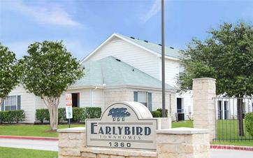 Early Bird Townhomes Seguin TX