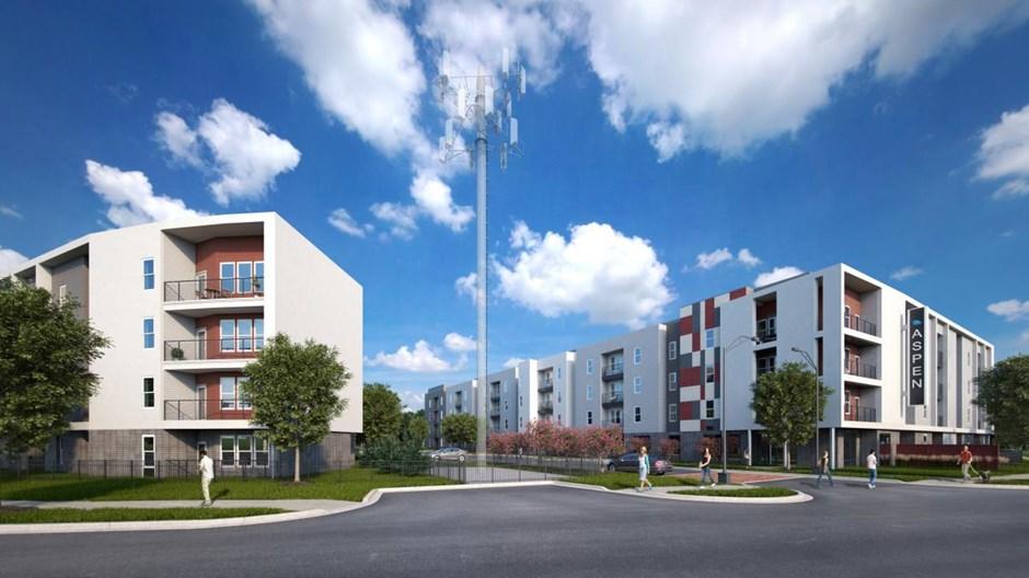Aspen Heights Houston Apartments