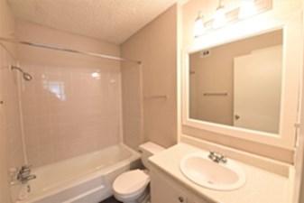 Bathroom at Listing #140234