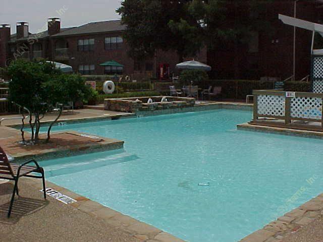 Pool Area at Listing #137818