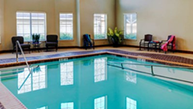 Pool at Listing #145172